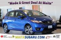 Used 2016 Honda Fit EX Available in Sacramento CA