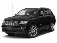 Certified Pre-Owned 2017 Jeep Compass Latitude 4x4 SUV For Sale Toledo, OH