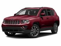 Certified Pre-Owned 2016 Jeep Compass Latitude 4x4 SUV For Sale Toledo, OH