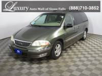 Pre-Owned 2002 Ford Windstar SEL Van for Sale in Sioux Falls near Brookings