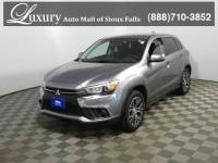Pre-Owned 2018 Mitsubishi Outlander Sport 2.0 CUV for Sale in Sioux Falls near Brookings