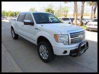 Used 2011 Ford F-150 4WD Supercrew 145 Platinum in Houston, TX