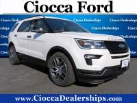 Used 2018 Ford Explorer Sport For Sale in Allentown, PA