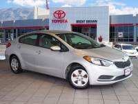 Pre-Owned 2016 Kia Forte LX FWD 4dr Car