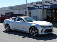 Certified 2018 Chevrolet Camaro 2LT Coupe