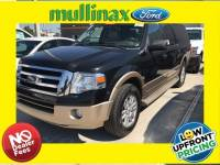Used 2014 Ford Expedition EL XLT W/ NAV, Rear Entertainment System, 2ND ROW Buc SUV V-8 cyl in Kissimmee, FL