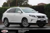 Pre-Owned 2014 Lexus RX 350 FWD 4dr