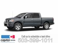 Used 2005 Nissan Titan For Sale Salem, OR