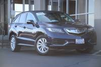 Certified Pre-Owned 2017 Acura RDX Technology Package SUV For Sale in Fairfield, CA