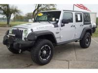 Pre-Owned 2012 Jeep Wrangler Unlimited Call of Duty MW3 Four Wheel Drive SUVs