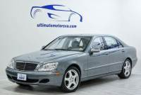 2005 Mercedes-Benz S500 4Matic-Rear Seat Pkg