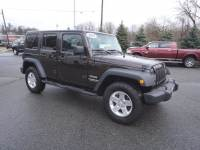 2013 Jeep Wrangler Unlimited Sport SUV in East Hanover, NJ