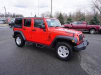 2017 Jeep Wrangler Unlimited Sport SUV in East Hanover, NJ