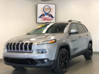 2016 Jeep Cherokee Limited High Altitude SUV