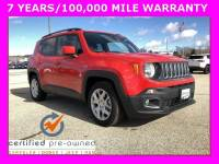 2018 Jeep Renegade Latitude FWD SUV For Sale in Madison, WI