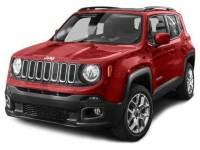 2015 Jeep Renegade Limited 9-Speed 948TE Automatic