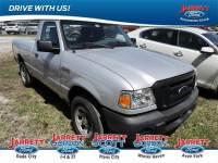 2011 Ford Ranger Truck 4 cyls