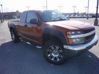 2007 Chevrolet Colorado LT Truck Extended Cab 4x4