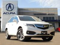 2016 Acura RDX RDX with Advance Package