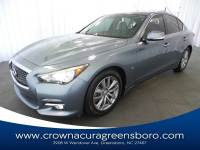 Pre-Owned 2014 INFINITI Q50 Sport in Greensboro NC