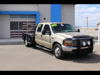 2000 Ford F-350 SD Lariat Crew Cab Short Bed 2WD DRW