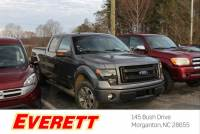 Pre-Owned 2013 Ford F-150 FX4 Crew Cab 4x4 4WD