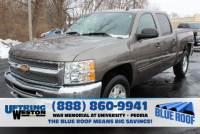 Pre-Owned 2012 Chevrolet Silverado 1500 Crew Cab Short Box 4-Wheel Drive LT VIN 1GCPKSE75CF201193 Stock Number 1201193