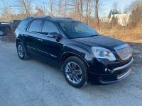 Used 2012 GMC Acadia Denali SUV For Sale St. Clair , Michigan