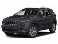2018 Used Jeep Cherokee Limited 4x4 For Sale in Moline IL | Serving Quad Cities, Davenport, Rock Island or Bettendorf | P19145