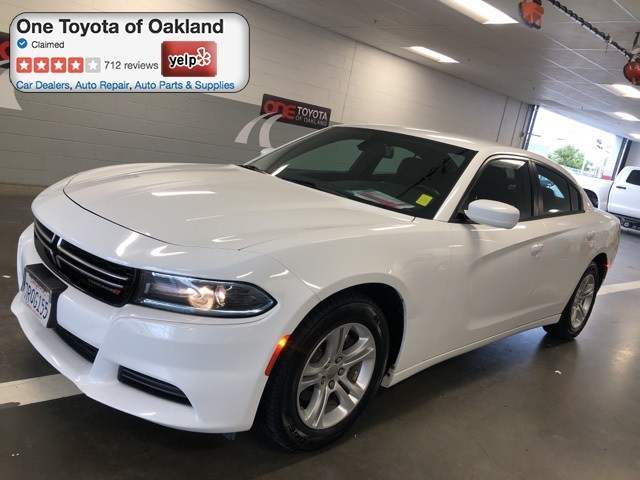 Photo Pre-Owned 2015 Dodge Charger SE Sedan in Oakland, CA