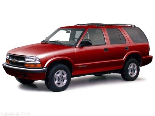 Photo Pre-Owned 2000 Chevrolet Blazer SUV in Atlanta GA