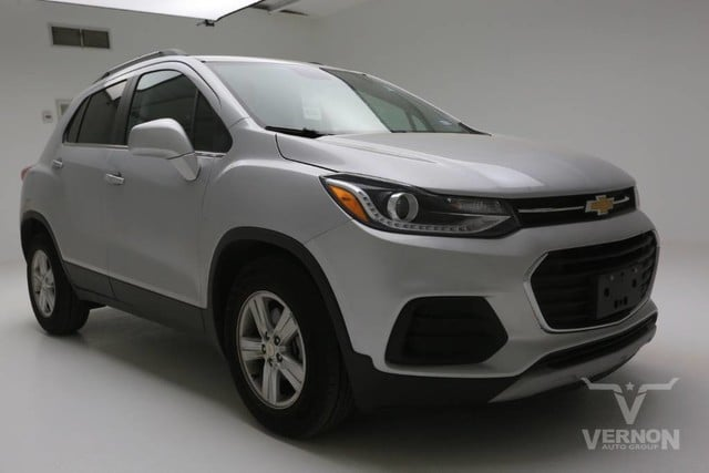 Photo Used 2018 Chevrolet Trax LT FWD in Vernon TX