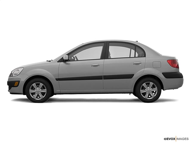 Photo Used 2007 Kia Rio Sedan SX in Houston, TX