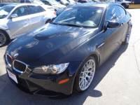 2012 BMW M3 2dr Cpe