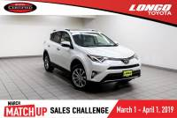 Certified Used 2016 Toyota RAV4 FWD Limited in El Monte