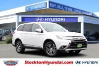 Used 2018 Mitsubishi Outlander CUV For Sale Stockton, California