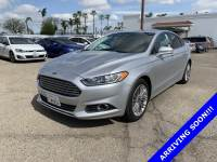 Used 2015 Ford Fusion SE in Oxnard CA