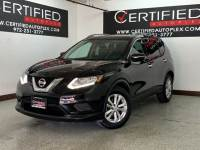 2015 Nissan Rogue SV REAR CAMERA KEYLESS GO PUSH BUTTON START POWER SEAT ROOF LUGGAGE RACK CR