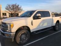 Used 2017 Ford Super Duty F-250 SRW Lariat 4WD Crew Cab ULTIMATE PACKAGE NAVI SUNROOF FX4 Pickup