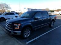 Used 2016 Ford F-150 4WD SuperCrew Lariat NAVI SUNROOF FX4 POWER RUNNING BOARDS Pickup