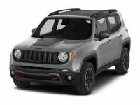 2016 Jeep Renegade Trailhawk 4x4 SUV in Knoxville