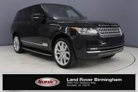Used 2016 Land Rover Range Rover 3.0L V6 Supercharged HSE near Birmingham, AL