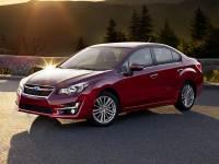 Used 2015 Subaru Impreza 2.0i in Pittsfield MA