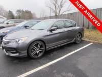 2016 Honda Accord Sport Sedan | Mansfield, OH