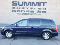 2012 Chrysler Town & Country TOURING L-STOW N GO-DUAL DVD-BACKUP CAM-HEATED SEA Wagon