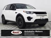 Pre-Owned 2016 Land Rover Discovery Sport AWD 4dr SE