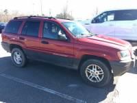 Used 2004 Jeep Grand Cherokee Laredo SUV I-6 cyl for sale in Richmond, VA