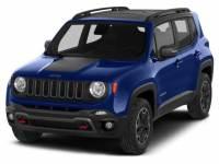 2016 Jeep Renegade Trailhawk Navigation SUV 4x4 4-door