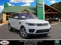 Certified Used 2018 Land Rover Range Rover Sport HSE Td6 SUV in Glenwood Springs, CO