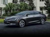 Pre-Owned 2015 Chrysler 200 Limited FWD 4D Sedan